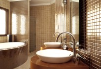 Stylish  Bathroom Interiors